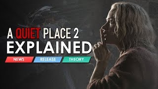 A Quiet Place 2 Explained | Everything We Know So Far & Possible Storyline