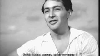 Вячеслав Тихонов  Через весь океан из фильма ЧП 1958
