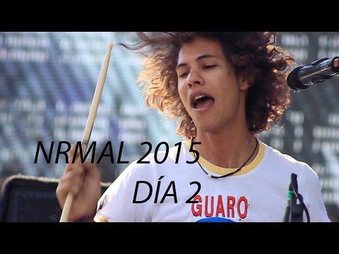 Festival NRMAL 2015 - Día 2