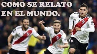 Download Video River Vs Boca Final Copa Libertadores 2018, Relatos Distintos Paises. MP3 3GP MP4