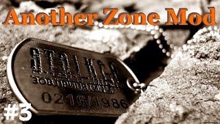 STALKER . Another Zone Mod - 3: Консервы , Кейс в тоннеле ,