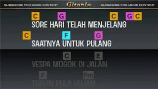 🌟Gitarin : Naif - Piknik 72 [Videochord+drum]