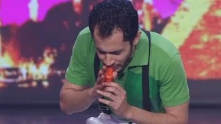 Arabs Got Talent - Reaction - مصر