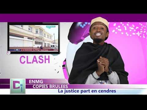 Salama Tompoko ô !!! Clash Info éd 152 Du 18 Mars 2018 - L'actualité By @Amen Communication