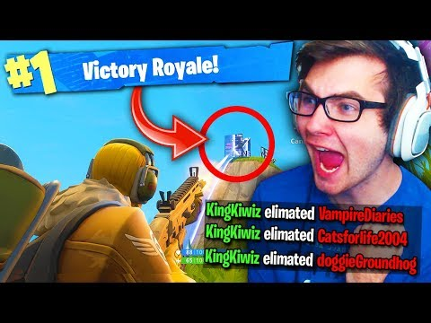 MY MOST KILLS ON FORTNITE BATTLE ROYALE YET! (how did I do this good...)