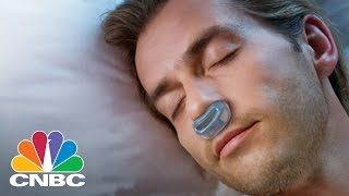 The 'Airing' Micro Cap Can Help Prevent Snoring | CNBC