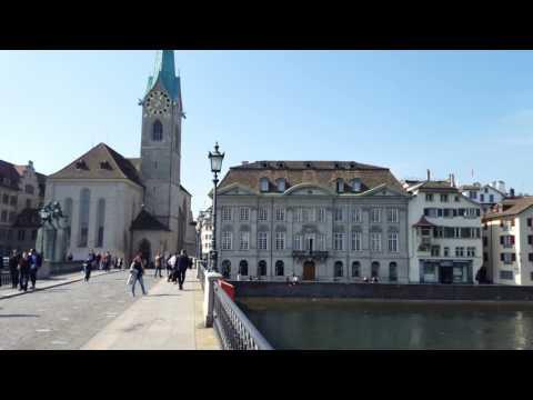 Zurich Trip 2017 - Grossmunster area