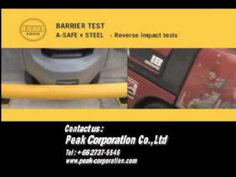 Compare A-SAFE V Steel Barrier