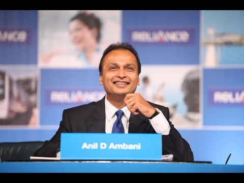 Reliance Infrastructure AGM 2016 for RInfra