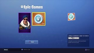 ROYAL BOMBER + 500 V-BUCKS GIVEAWAY | WINS: 279 | TOP FORTNITE PLAYER | BATTLE ROYALE GAMEPLAY LIVE S