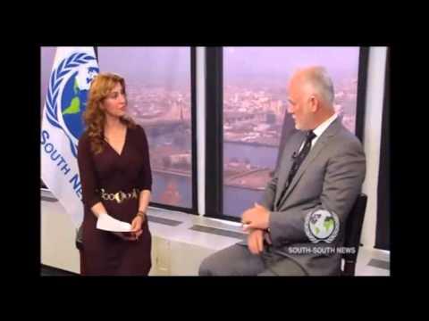 INTERVIEW WITH H.E. AMBASSADOR PETER THOMSON - PART 2.avi