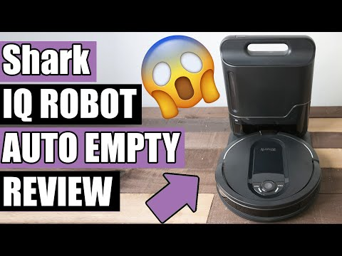 Shark IQ Robot Auto Empty - THIS CHANGES EVERYTHING!