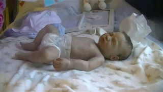 Lucu Banget !! Mainan Boneka Mirip Dede Bayi Lucu Lagi Ganti Baju   Boneka Bayi