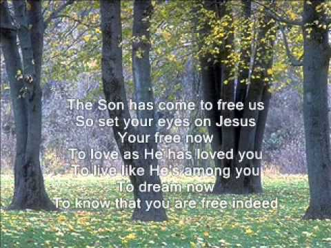 Free Indeed by Point of Grace