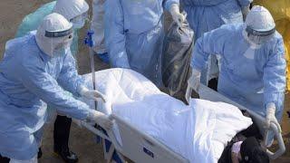 В больницах не хватает мест массовые смерти комендантский час Коронавирус в мире