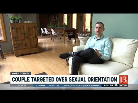 Couple harassed