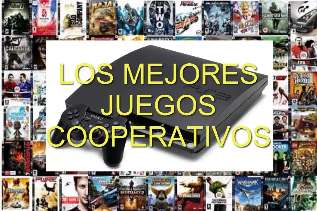 Mejores Juegos Cooperativos Ps3 Youtube