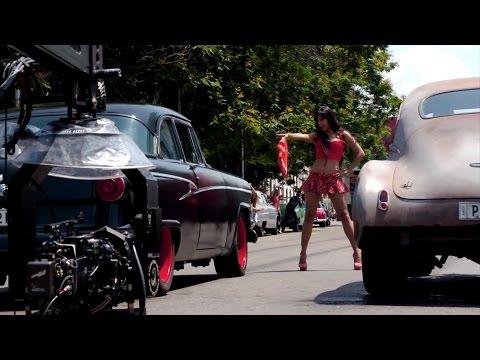 Pinto Wahin, DJ Ricky Luna & El Taiger - La Habana (HD Behind the Scenes Video)
