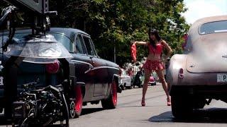 Pinto Wahin, Dj Ricky Luna & El Taiger - La Habana  Behind The Scenes