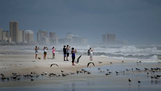"Florida wartet auf Hurrikan ""Michael"""