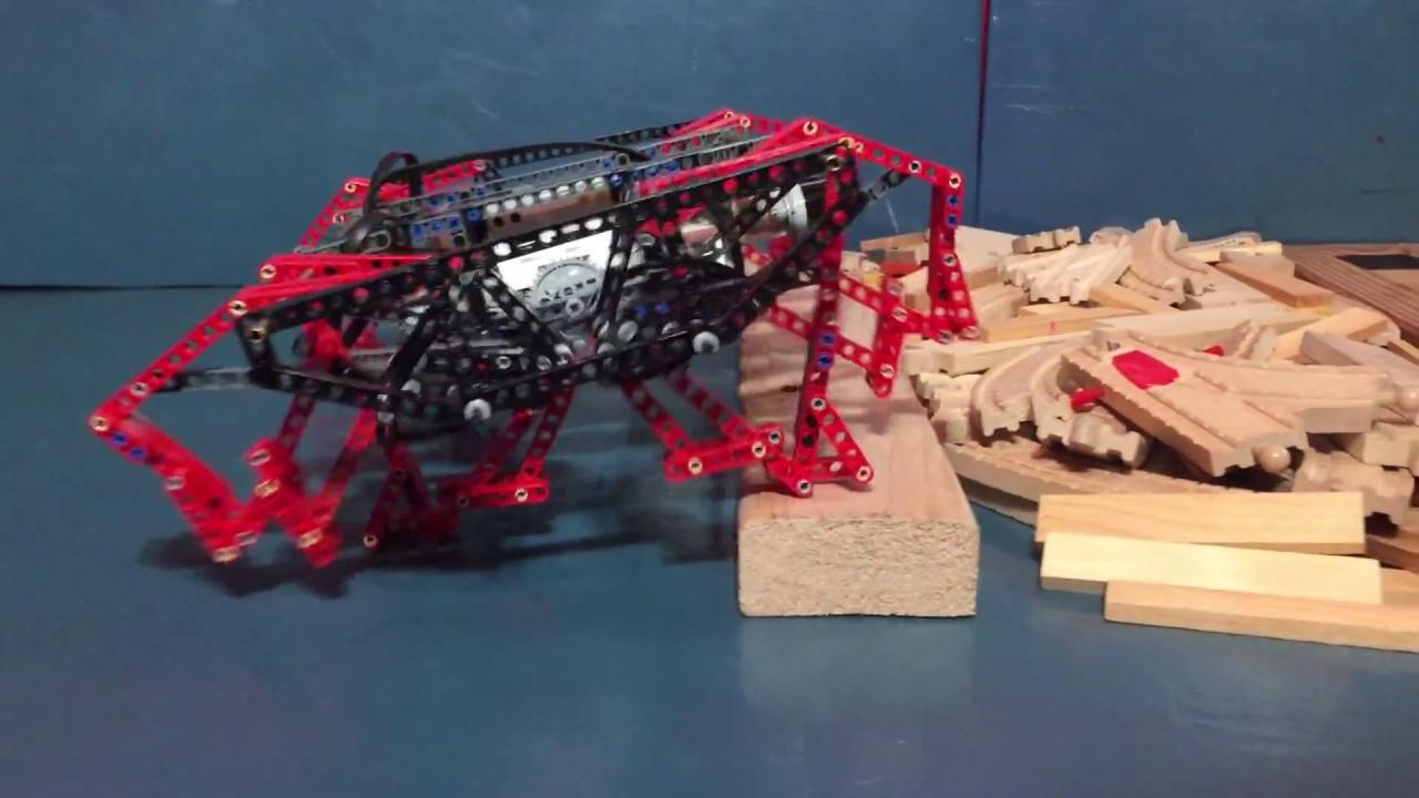 Mindstorms TrotBot - DIY Walkers
