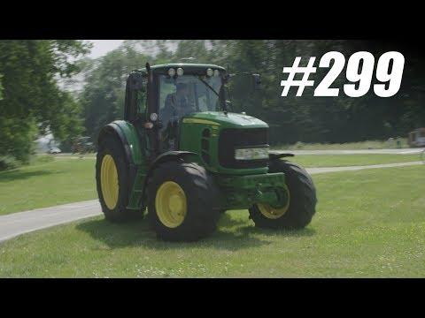 #299: Niet-Stoppen-Race met een Tractor [OPDRACHT]