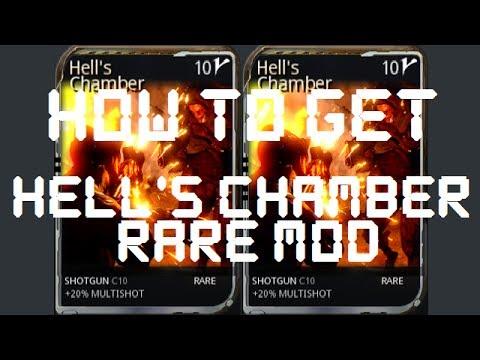 warframe hells chamber price