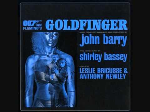 James Bond - Goldfinger soundtrack Bond Back In Action Again