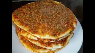 Download Video فطاير تركيه بدون فرن (البيتزا التركى) مطبخ ساسى MP3 3GP MP4