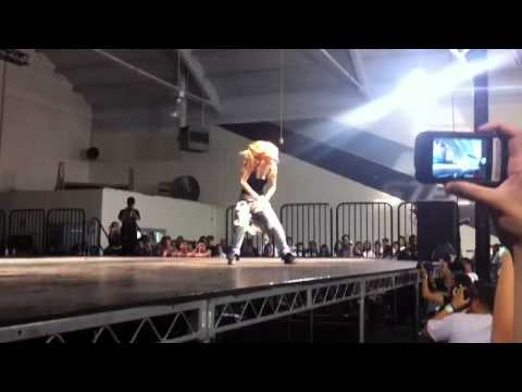 Chachi Gonzales - World of Dance