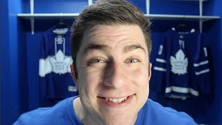 KYLE DUBAS IS THE LEAFS