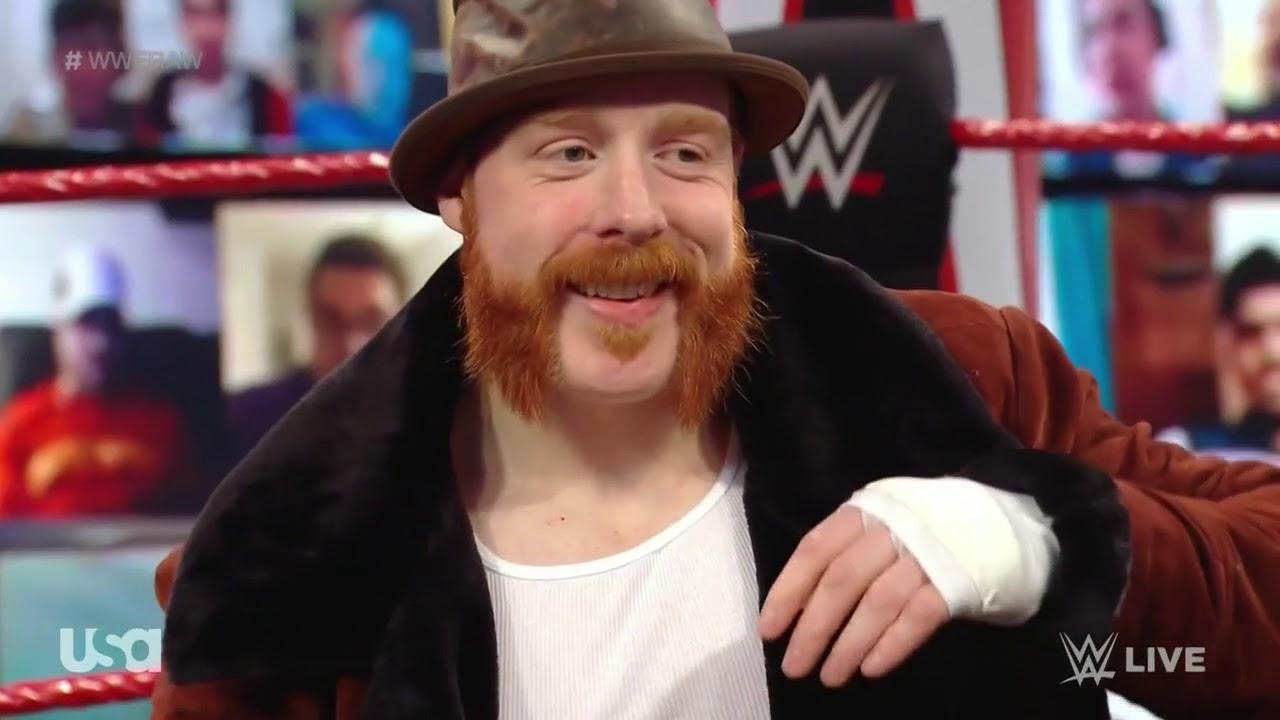 Sheamus Trolls John Cena On Twitter