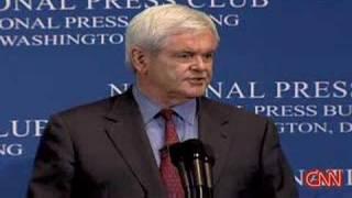 "Newt Gingrich: ""I"