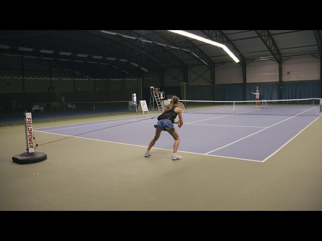Kim - Clijsters - Academy - Fieldpower - Tennis - #2