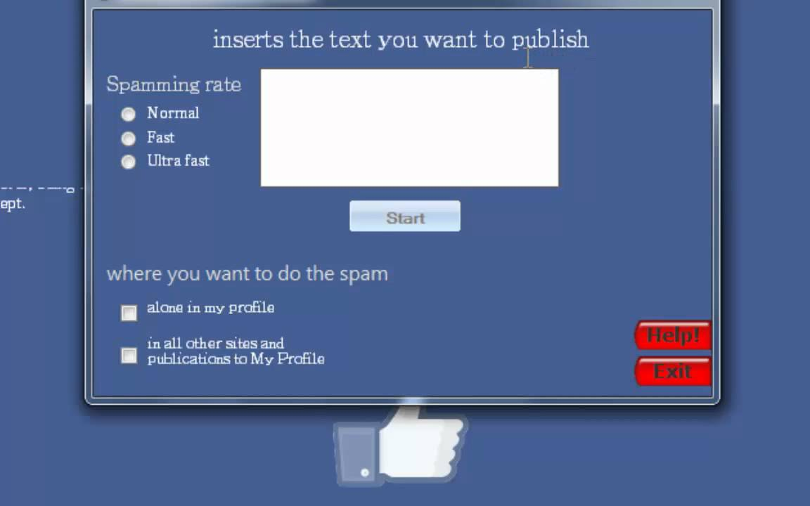 facebook spam bot 2012 WORKING 100% [DOWNLOAD LINK] - YouTube