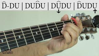 Nalone Pongenu | Nenjukkul Peidhidum | Guitar Strumming Full Lesson
