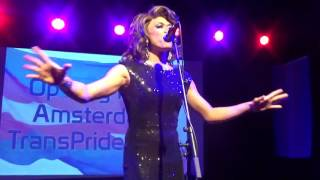 Euro Pride 2016 Amsterdam Agnes Geneva  opening Trans Pride 2016