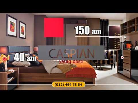 CASPIAN BEDROOM 690 AZN