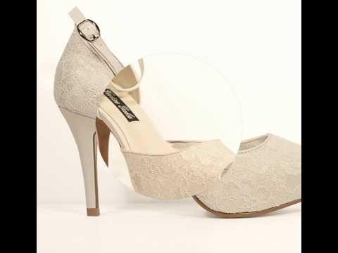 Colección 2016 Calzado de Novia Vertize Gala