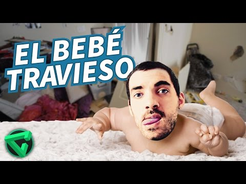 ¡TOWN, EL BEBÉ TRAVIESO! | iTownGamePlay