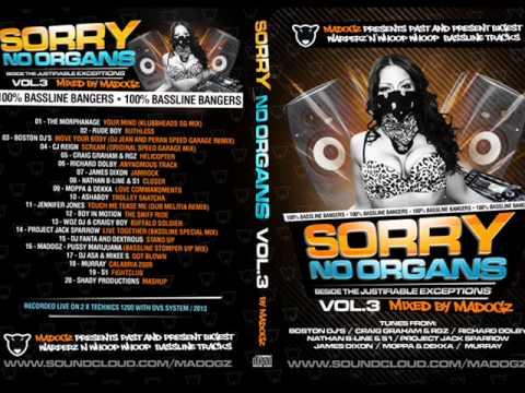 SPEED GARAGE ► vol.3 ► by Madogz 'Sorry No Organs' (March 2013)