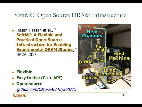 Computer Architecture - Lecture 4: Main Memory and DRAM Fundamentals (ETH Zürich, Fall 2017)