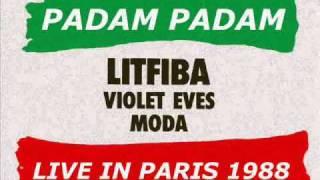 """Padam Padam"" live @ PARIGI"