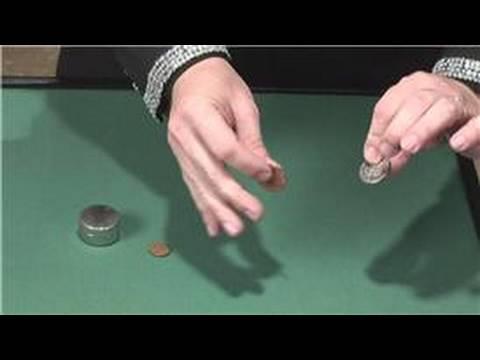 Magic Coin Tricks : Magic Tricks With Gaffed & Gimmick Coins