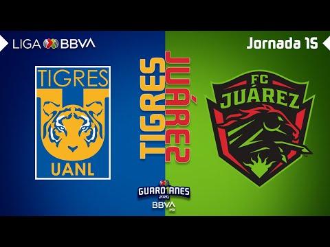 U.A.N.L. Tigres Juarez Goals And Highlights