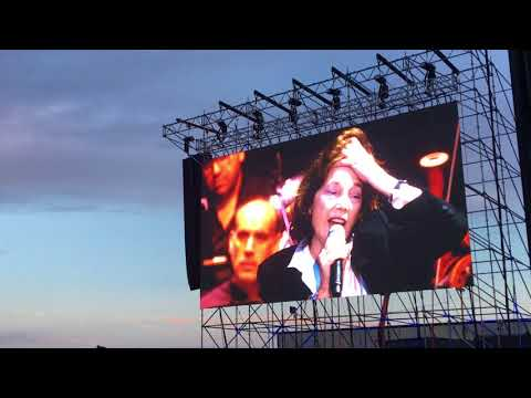 Primavera Sound 2018 Jane Birkin (La Javanaise)