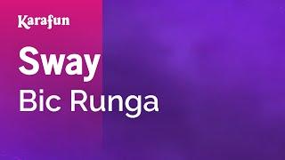 Karaoke Sway - Bic Runga *