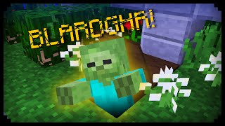 ✔ Minecraft: How to make a Jump Scare Grave