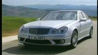 2009 Mercedes Benz E 63 AMG Videos