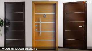 Modern Front Door Design Ideas | Home Main Double Door Design | Bedroom Wooden Door Design